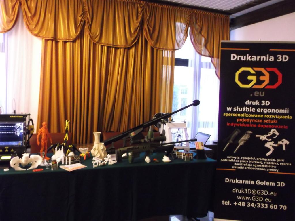 Drukarnia-Golem-3D_na-Gali-Innowacje-dla-Sił-ZbrojnychRP