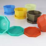 wydruki 3D - prototypy doniczek