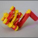 wydruk 3D - przekładnia planetarna