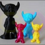 wydruki 3D - figurki