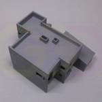 wydruk 3D - makieta domu jednorodzinnego
