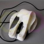 wydruk 3D - ergonomiczna nakładka na mysz komputerową