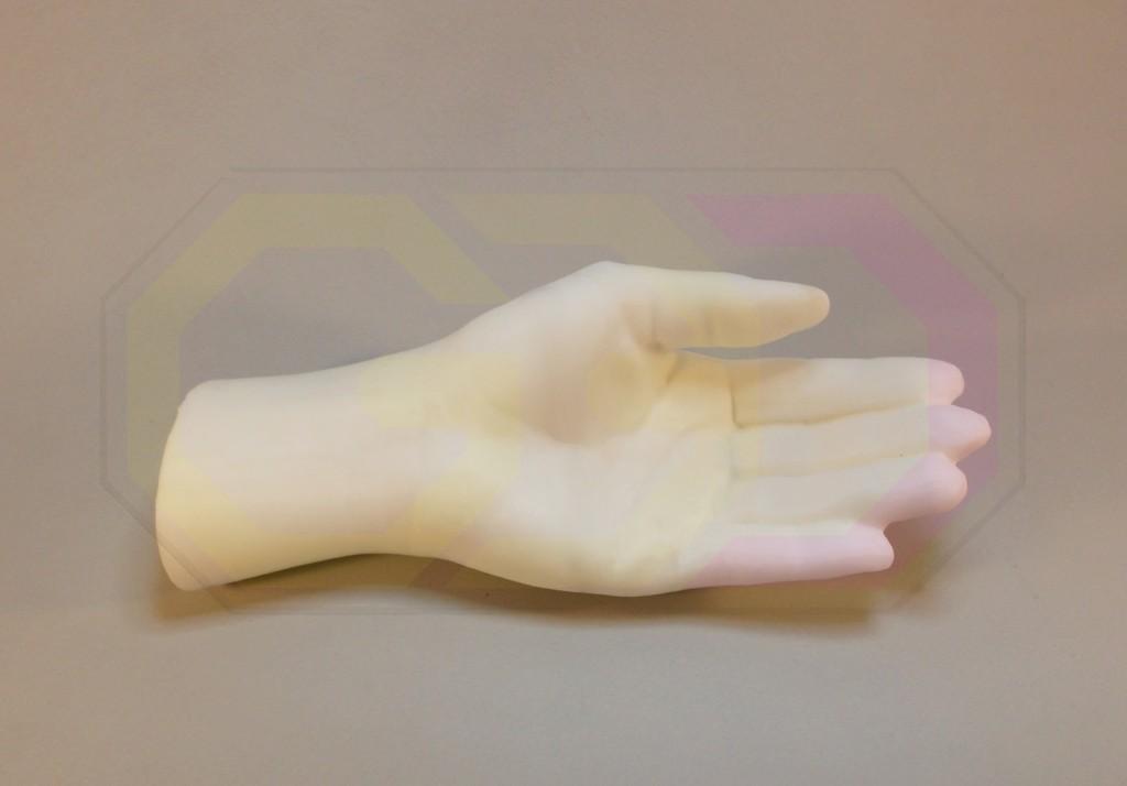 wydruk 3D - proteza bierna dłoni