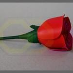 wydruk 3D - róża