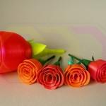 wydruk 3D - róże
