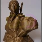 wydruk 3D - rzeźba