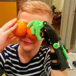 proteza ręki - wydruk 3D