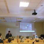 """prezentacja Drukarni Golem 3D w ramach projektu """"Częstochowski Uniwersytet Młodego Odkrywcy"""""""