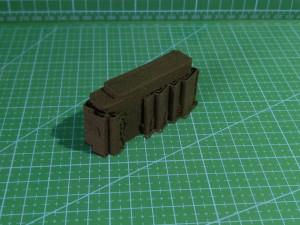 Model testowy do sprawdzania wytrzymałości wydruków.