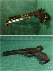 APCL2021 - Projekt unowocześnienia popularnego pistoletu Lovena21